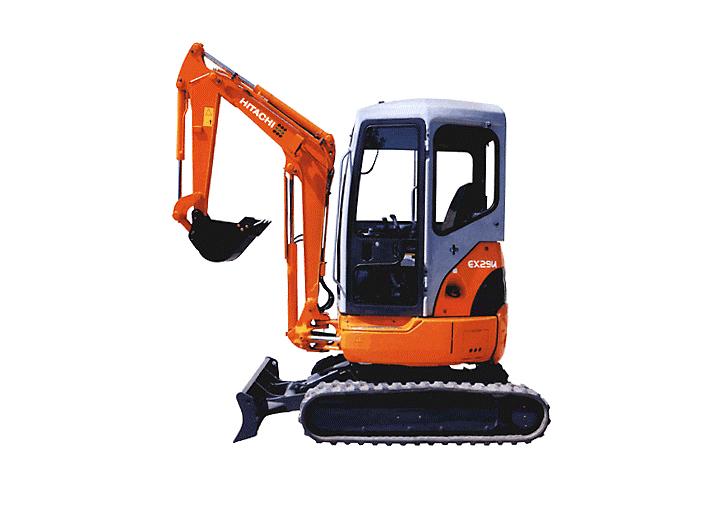Hitachi EX29U