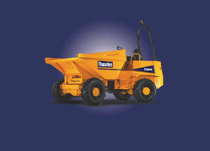 Thwaites 5 ton